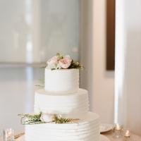 Wedding cake at Copia