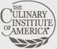 Logo for the Culinary Institute of America.
