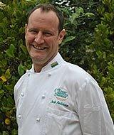Photo of food and wine presenter, Chef Josh Anderson