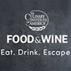 Sidebar image of CIA's FOOD&WINE weekend at the CIA in Napa Valley, California.