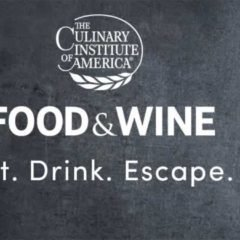 FOOD & WINE Weekend with the CIA