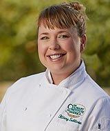 Photo of food and wine presenter, CIA chef Hilary Sullivan