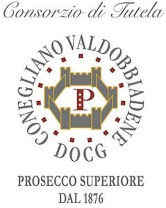 Logo image of Prosecco, a sponsor of CIA's Sommelier Summit in Napa, CA