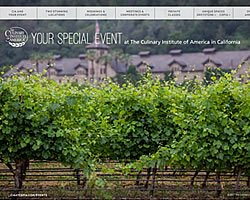 image of The CIA at Copia's Events Brochure
