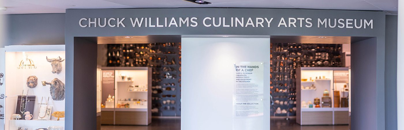 Chuck Williams Culinary Arts Museum
