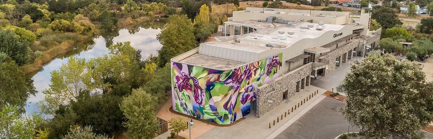 """""""The Garden"""" Mural"""