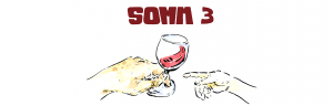 hands holding wine. somm 3 artwork.
