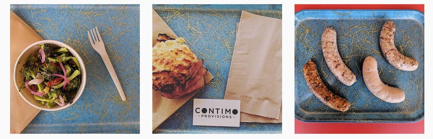 Contimo Provisions at The CIA at Copia