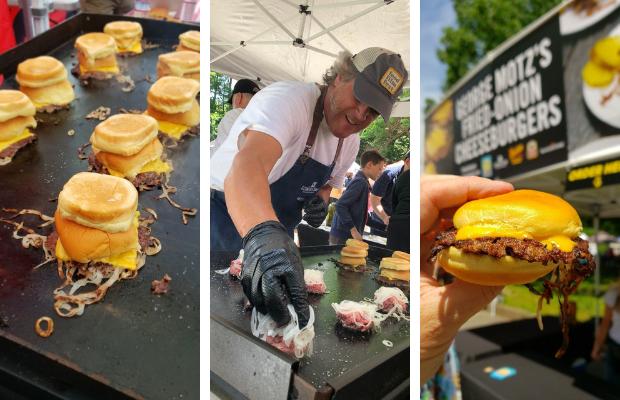 The George Motz Burger Master Class @ The CIA at Copia (The Culinary Institute of America) | Napa | CA | US