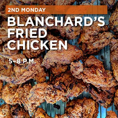 Second Monday: Blanchard's Fried Chicken at Grove