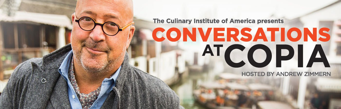 Andrew Zimmern Conversations at Copia