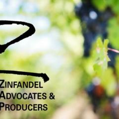 Zinfandel Advocates & Producers banner.