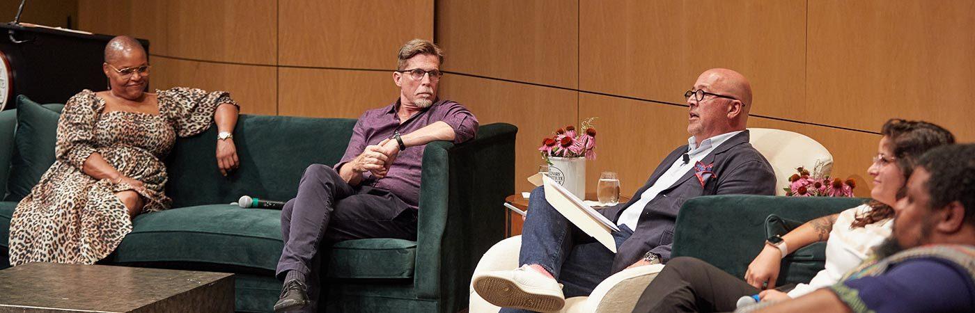 Conversations at Copia Panelist Bios