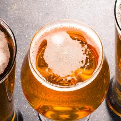 Flights of beer