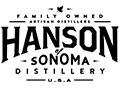 logo for Wine Conference Sponsor Hanson Distillery