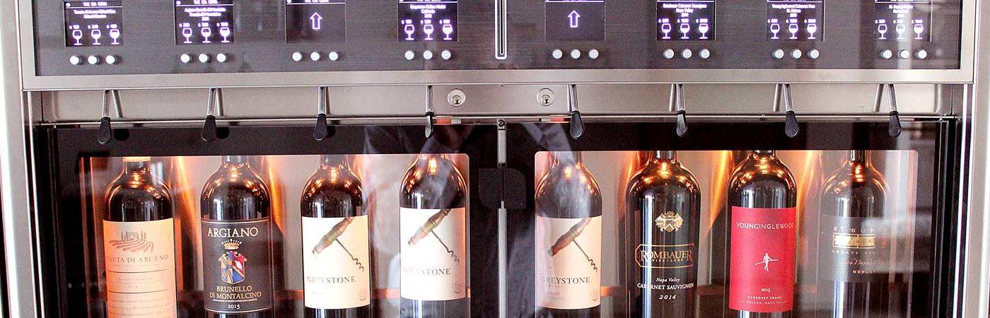 Wine Bar at Copia in Napa, CA